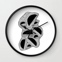 Domes Wall Clock