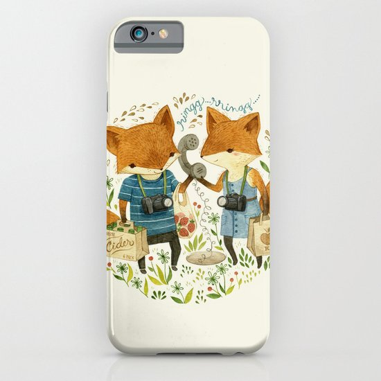 Fox Friends iPhone & iPod Case