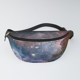 Carina Nebula Star Photography Fanny Pack