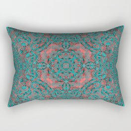 magic mandala 34 #mandala #magic #decor Rectangular Pillow