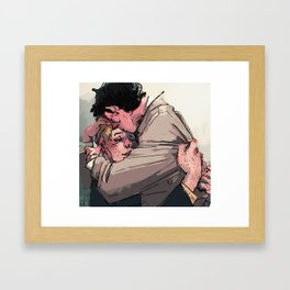 12x01 Framed Art Print