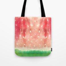 Watermelon drops Tote Bag