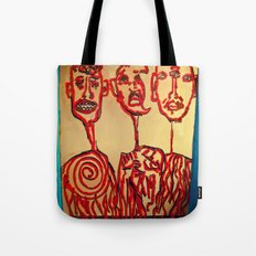 we belong  Tote Bag
