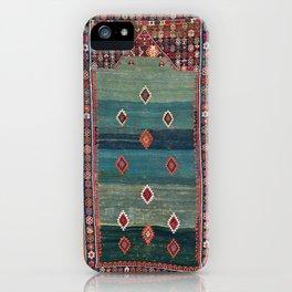Sivas Antique Turkish Niche Kilim Print iPhone Case
