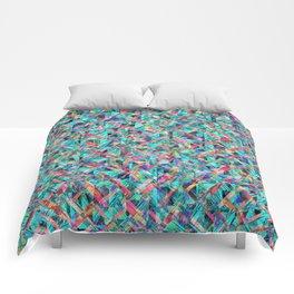 Diamond Prism Pattern Comforters