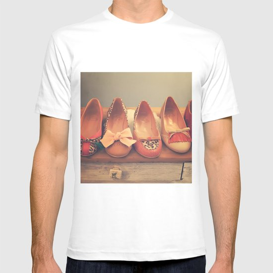 Vintage Shoes and Heels  T-shirt
