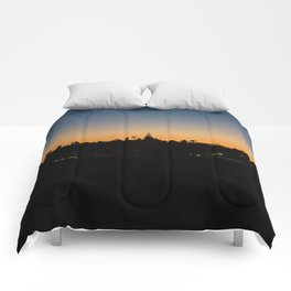Sunset Portugal Comforters