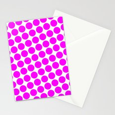 BIG PINK DOT Stationery Cards