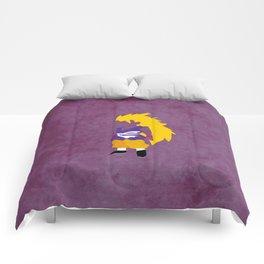 SSJ3 Saiyan Comforters