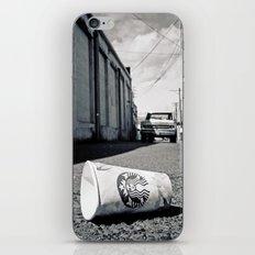 Starbucks dream iPhone & iPod Skin