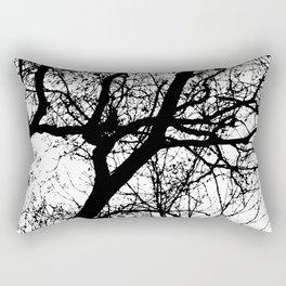 Branches 2 Rectangular Pillow