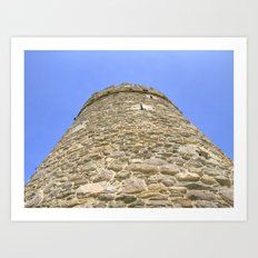 The Watch Tower, Waterford City, Ireland Art Print
