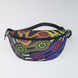 Chain Gang Fanny Pack