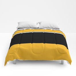 Abstractedly Daffy Comforters
