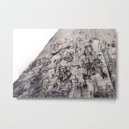 Staple Colony Metal Print