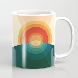 Sonar Coffee Mug