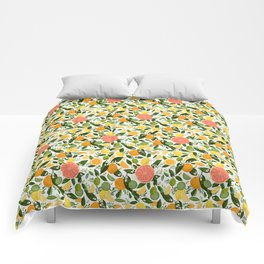 Punch Bowl Pattern Comforters