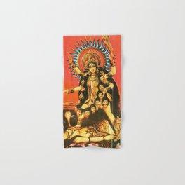 Hindu - Kali 5 Hand & Bath Towel