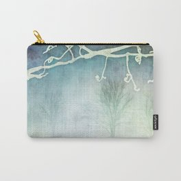 Winter Vigne Carry-All Pouch