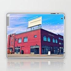 Historic Newbert building Laptop & iPad Skin