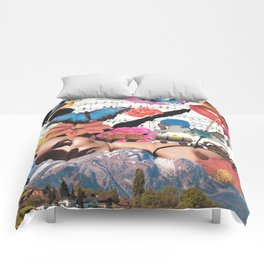 dream big Comforters