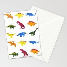 Dinosaurs! Stationery Cards