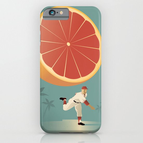 Grapefruit League iPhone & iPod Case