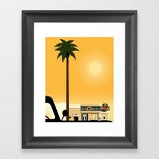 Dojo Framed Art Print