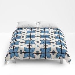 Seaside Tile Comforters