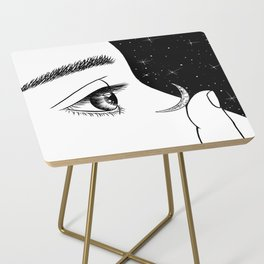 Contact Side Table