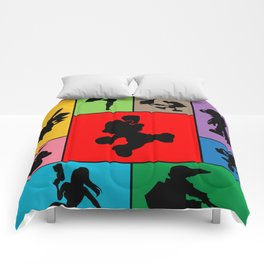 Super Smash Bros Who they are? Comforters