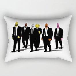 Reservoir Crayons Rectangular Pillow