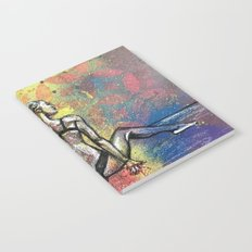 Rear view Notebook