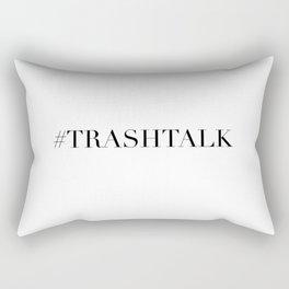 TRASHTALK Rectangular Pillow