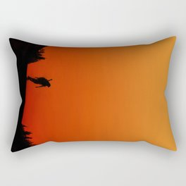 The Sociopath Seven: The Home Trasher Rectangular Pillow
