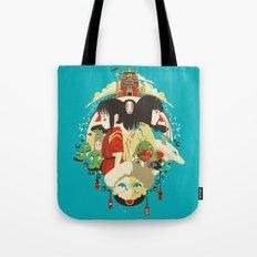 Don't Be Afraid Tote Bag