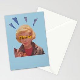 Vacany, Lady Stationery Cards