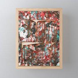 punchy Framed Mini Art Print