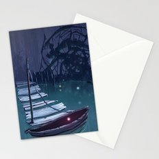 DREAM BOAT Stationery Cards