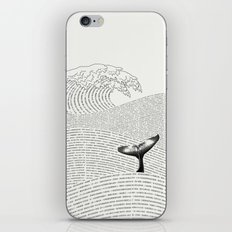 The Ocean of Story iPhone & iPod Skin