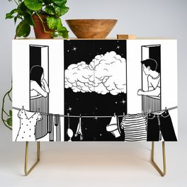 Thinking about you Credenza