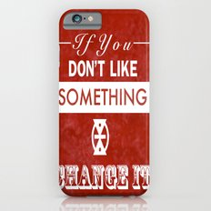 Change It Slim Case iPhone 6s