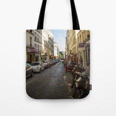 Montmartre series 5 Tote Bag