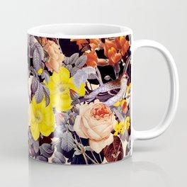Floral Pattern Coffee Mug