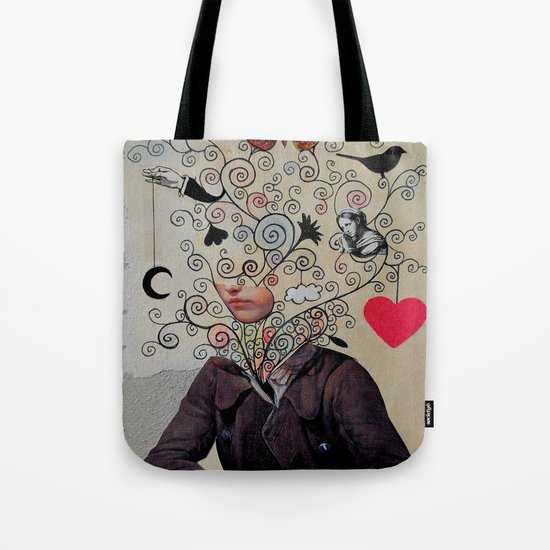 little romantic Tote Bag