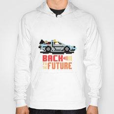 Back to the future: Delorean Hoody