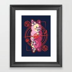 Queen of Hope Framed Art Print
