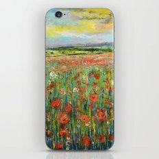 Raga Jhinjhoti iPhone & iPod Skin