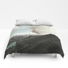 Far Views - Landscape Photography Comforters