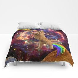 CAT SPACE  Comforters